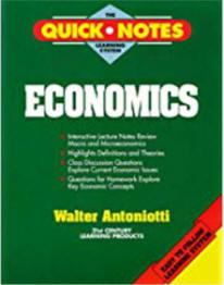 Economics Interactive Class Notes